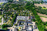 Nederland, Gelderland, Achterhoek, 29-05-2019; Doetinchem, Slingeland Ziekenhuis.<br /> Overview hospital Doetinchem.<br /> <br /> luchtfoto (toeslag op standard tarieven);<br /> aerial photo (additional fee required);<br /> copyright foto/photo Siebe Swart