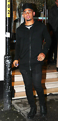 Man City's Gabriel Jesus and friends went for dinner at San Carlo Italian Restaurant in Manchester on Thursday night.