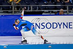 10-11-2017 NED: ISU World Cup, Heerenveen<br /> 500 m men, Nico Ihle GER