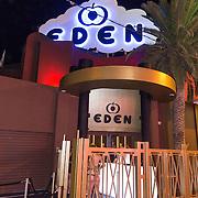 ESP/Ibiza/20130707 - Opening club Eden Ibiza, entree buitenzijde