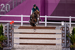 Veniss Pedro, BRA, Quabri de L Isle, 316<br /> Olympic Games Tokyo 2021<br /> © Hippo Foto - Dirk Caremans<br /> 07/08/2021