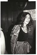 Ghislaine Maxwell,  Lal Dalamal's Halloween Ball at Eynsham Hall. Oct 1983., 1983