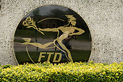 The corporate headquarters of FTD, (Florists' Transworld Delivery) based in Downers Grove, Illinois.  FTD has been a leader in the floral industry for over a century and is one of the largest florist networks in the world. The companies iconic Mercury Man logo is displayed in over 30,000 floral shops in more than 125 countries.