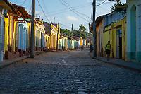 Cobblestone streets of Trinidad, Cuba 2020 from Santiago to Havana, and in between.  Santiago, Baracoa, Guantanamo, Holguin, Las Tunas, Camaguey, Santi Spiritus, Trinidad, Santa Clara, Cienfuegos, Matanzas, Havana