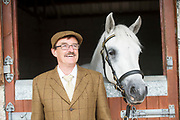 17/08/2017 Robbie Falon with  Cashelbay  Kate at the Connemara Pony Show in Clifden. Photo:Andrew Downes, xposure