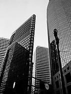 Buildings downtown San Francisco.