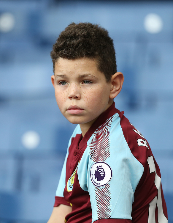 Burnley fan<br /> <br /> Photographer Rob Newell/CameraSport<br /> <br /> The Premier League - Burnley v West Ham United - Saturday 14th October 2017 - Turf Moor - Burnley<br /> <br /> World Copyright © 2017 CameraSport. All rights reserved. 43 Linden Ave. Countesthorpe. Leicester. England. LE8 5PG - Tel: +44 (0) 116 277 4147 - admin@camerasport.com - www.camerasport.com