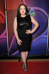 March 8, 2018 - New York, NY, USA - March 8, 2018  New York City..Lauren Ash attending arrivals for the 2018 NBC NY Midseason Press Junket at Four Seasons Hotel on March 8, 2018 in New York City. (Credit Image: © Kristin Callahan/Ace Pictures via ZUMA Press)