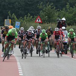 25-06-2017: Wielrennen: NK weg elite: Montferland<br />s-Heerenberg (NED) wielrennen<br />NK Wielrennen Elite  <br />Aanval