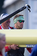 Amsterdam. NETHERLANDS. GER M1X. Marcel HACKER.  2014 FISA  World Rowing. Championships.  De Bosbaan Rowing Course . 07:14:21  Thursday  21/08/2014  [Mandatory Credit; Peter Spurrier/Intersport-images]