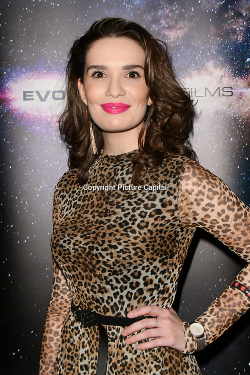 Elanor Miller arrivers at Eleven Film Premiere at Picture House Central, Piccadilly Circus on 10 November 2018, London, Uk.