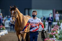 Brash Scott, GBR, Jefferson, 339<br /> Olympic Games Tokyo 2021<br /> © Hippo Foto - Dirk Caremans<br /> 31/07/2021