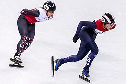 22-02-2018 KOR: Olympic Games day 13, PyeongChang<br /> Short Track Speedskating / Lara Van Ruijven of the Netherlands