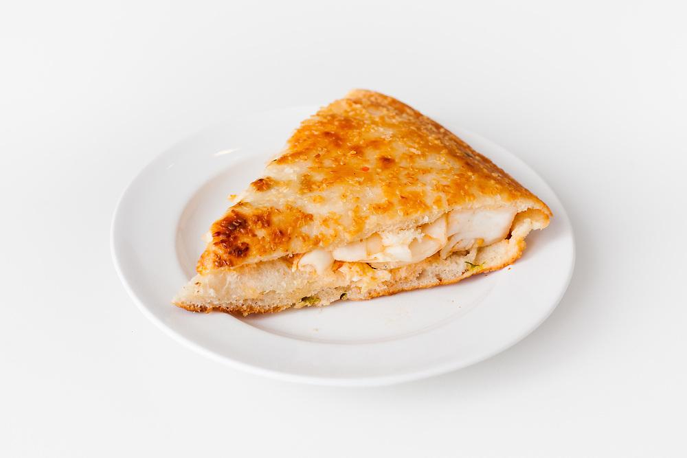 Kimchi Sesame Pancake from Vanessa's Dumplings ($3.80)