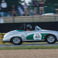 #60, PORSCHE 356 A Speedster 1957, grid 3, driver: M. Parsons, on 06/07/2018 at the 24H of Le Mans, 2018