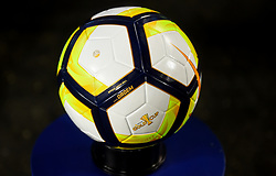 July 19, 2017 - Philadelphia, PA, USA - Philadelphia, PA - Wednesday July 19, 2017: NIKE Gold Cup game ball during a 2017 Gold Cup match between the men's national teams of the United States (USA) and El Salvador (SLV) at Lincoln Financial Field. (Credit Image: © Brad Smith/ISIPhotos via ZUMA Wire)
