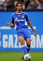 Fotball<br /> Tyskland<br /> Foto: Witters/Digitalsport<br /> NORWAY ONLY<br /> <br /> 21.11.2009<br /> <br /> Joel Matip<br /> Fussball FC Schalke 04