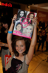 © Licensed to London News Pictures. 30/08/2012.Little Mix book signing at Bluewater shopping complex in Kent.. X-Factor stars  Jade Thirlwall,Perrie Edwards,Jesly Nelson,Leigh-Anne Pinnock..Photo credit : Grant Falvey/LNP