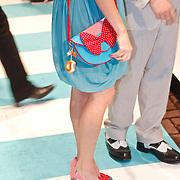 NLD/Amsterdam/20101114 - Premiere kinderfilm Dik Trom, candy tas en schoenen van Birgit Schuurman