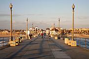 Huntington Beach Pier, Orange County, California