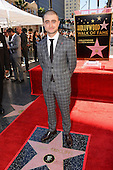 DANIEL RADCLIFFE At his Walk of Fame ceremony