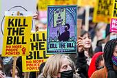 Kill the Bill Protests in Britain