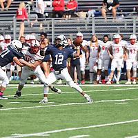 Football: Lawrence University Vikings vs. Monmouth College (Illinois) Scots