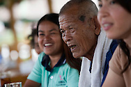 ECB service mission to the elderly with the RUTH mission