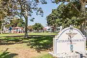 Veterans Freedom Park in Azusa