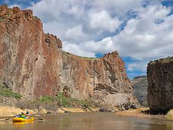 United States, Oregon, Owyhee River