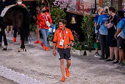 Kochel Christoph, GER<br /> Olympic Games Tokyo 2021<br /> © Hippo Foto - Dirk Caremans<br /> 21/07/2021