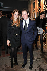 PRINCESS BEATRICE OF YORK and GUY PELLY at the launch party for the new nightclub Public at 533 Kings Road, London on 2nd December 2010.