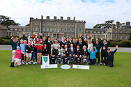 Greenisland winners of the AIG Junior Cup at the AIG Cups & Shields National Finals, Carton House, Maynooth, Co Kildare.<br /> Picture Golffile | Fran Caffrey