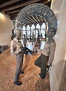 "58th Art Biennale Venice ""May You Live in Interesting Times"" curated by Ralph Rugoff. Azerbaijan. Kanan Aliyev & Ulviyya Aliyeva, ""The Slinky Effect"", 2019"