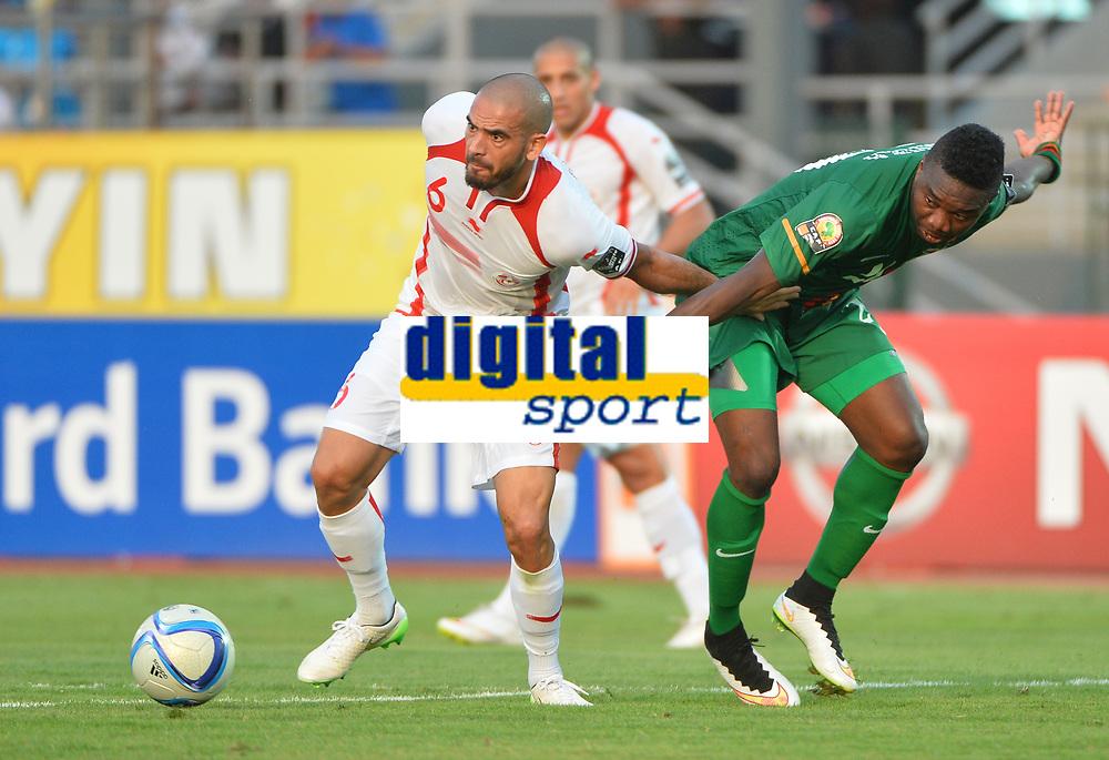 Hocine Ragued (TUN) vs Emmanuel Mayuka (ZAM)