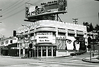 1973 Whisky-A-Go-Go on Sunset Blvd. in West Hollywood