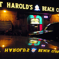 Myrtle Beach, SC-<br /> Fat Harold's Beach Club in North Myrtle Beach, S.C. The Myrtle Beach Pavilion will close at the end of this season.
