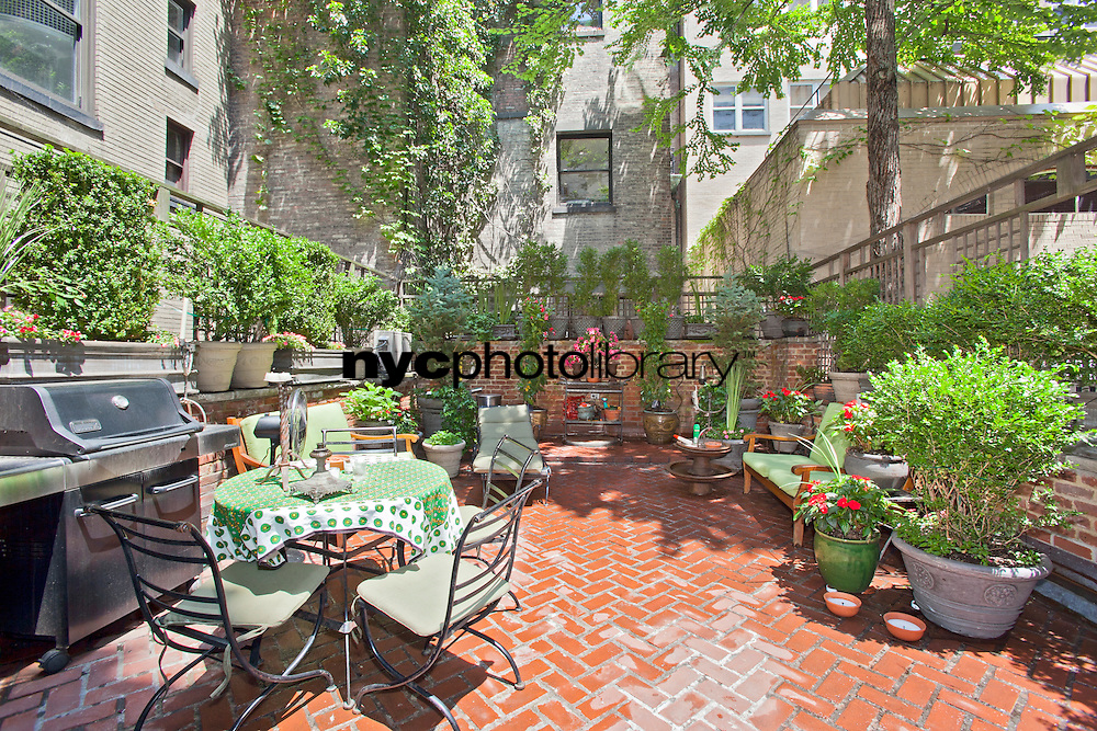 Garden at 47 East 67th Street