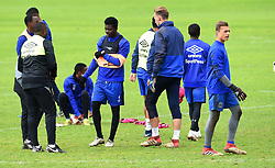 Cape Town-180801-Cape Town City players  at training session at Hartleyvale Stadium, ahead of their opening game of the 2018/2019 PSL season against Supersport United at Cape Town Stadium on saturday.Photograph:Phando Jikelo/African News Agency/ANA