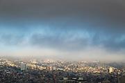 Cityscape of Valparaiso, Chile