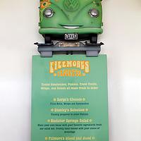 Disney Fantasy Cruiseship Fillmore's Organic Food Station