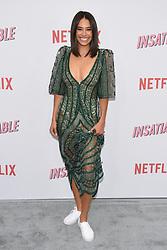 August 9, 2018 - Hollywood, California, U.S. - CHLOE BRIDGES attends Netflix's 'Insatiable' Season 1 premiere at ArcLight Hollywood. (Credit Image: © Billy Bennight via ZUMA Wire)