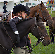 First day of Ludwig's Corner Horse Show