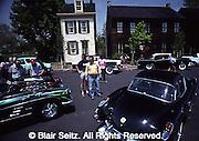 Marietta (PA) Days, antique cars