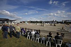 Overview<br /> SBB Competitie Jonge Paarden - Nationaal Kampioenschap - Kieldrecht 2014<br /> © Dirk Caremans