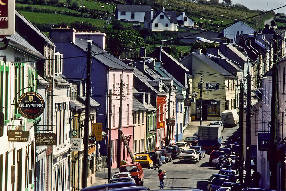 Scenes of Dingle, Ireland.