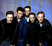 Wet Wet Wet photosession 1988