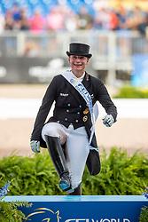 WERTH Isabell (GER)<br /> Tryon - FEI World Equestrian Games™ 2018<br /> Grand Prix Special Einzelentscheidung<br /> 14. September 2018<br /> © www.sportfotos-lafrentz.de/Stefan Lafrentz