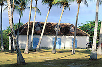 France - Département d'Outre mer de la Guadeloupe (DOM) - Marie Galante - Habitation Murat - Ancienne Sucrerie