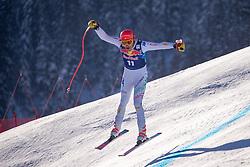 22.01.2019, Streif, Kitzbühel, AUT, FIS Weltcup Ski Alpin, Abfahrt, Herren, 1. Training, im Bild Christof Innerhofer (ITA) // Christof Innerhofer of Italy during the 1st Training of mens downhill of FIS Ski Alpine Worldcup at the Streif in Kitzbühel, Austria on 2019/01/22. EXPA Pictures © 2019, PhotoCredit: EXPA/ Johann Groder